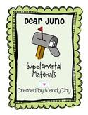 Dear Juno Reading Street Supplemental Materials Second Grade