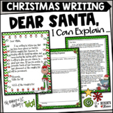 Dear Santa ... I Can Explain