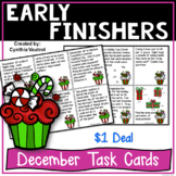 December Early Finishers {$1 Deal}