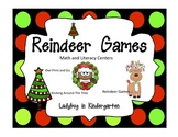 December Fun All Month with Reindeer Games and More