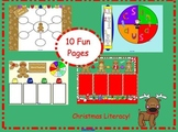 December Literacy Fun- SMARTbaord