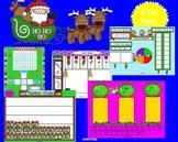 December Math Fun- SMARTboard