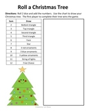 December Math Games -- Addition