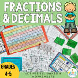 Fractions and Decimals - Making Connections