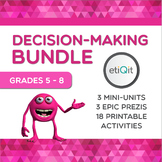 Decision-Making Bundle: Social Pressure, Risk-Taking & Hea