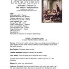 Reader's Theater - Declaration: Thomas Jefferson's Declara