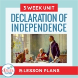 Declaration of Independence Unit