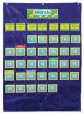 Deluxe Calendar Pocket Chart and Cards 20% OFF! 158156