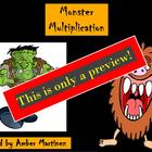 Demo for Halloween Monster Fun Pack