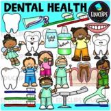 Dental Health Clip Art Bundle