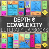 Depth and Complexity {Literary Lapbooks}