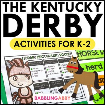 Derby Days! {A Kentucky Derby Mini-Unit}