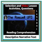 Descriptive Narrative Reading Comprehension Lessons and Ac