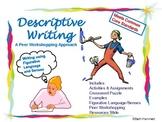 Descriptive Writing: A Common Core Approach to Figurative