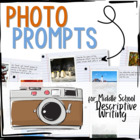 Descriptive Writing Photo Prompts