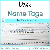 Desk Name Tags