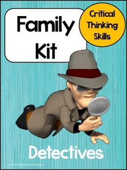 https://www.teacherspayteachers.com/Product/Literacy-Activities-Detective-Family-Kit-872193