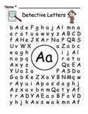 Detective Letters