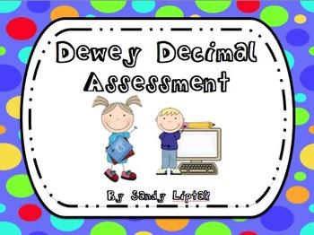Dewey Decimal Assessment
