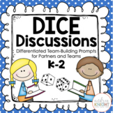 Dice Discussions:  Differentiated Prompts for Engaging Dis