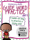 Dictionary Skills: Guide Words