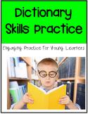 Dictionary Skills Practice
