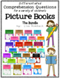 Differentiated Comprehension Questions for Picture Books BUNDLE