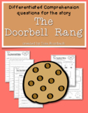Differentiated Comprehension Questions for story The Doorb