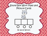 Elkonin Sound Boxes & Picture Cards Differentiated Small G