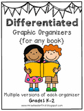 Differentiated Graphic Organizers