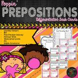 Preposition, Prepositions, A Birthday Basket for Tia, Task Cards
