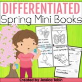 Spring Books- Differentiated Fold and Go