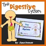 Digestive System Note taker/Booklet