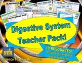 Digestive System Teacher Pack!
