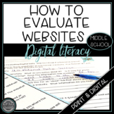 Evaluate Digital Data