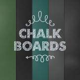 Digital Papers - Chalkboard