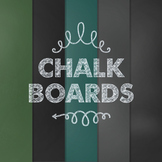 Digital Papers - Chalkboard