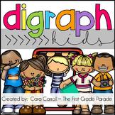 Digraph Kids {Digraph Stories & Sorts}