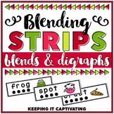 Blends & Digraphs Blending Strips