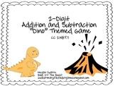 Dino Addition & Subtraction