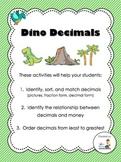 Dino Decimals!