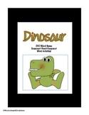 Dinosaur CVC Games