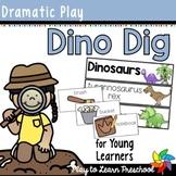 Dinosaur Dig - Dramatic Play Center