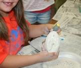 Dinosaur Egg Fossil Replicas