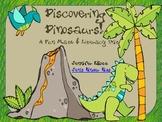 Dinosaur Math & Literacy Centers