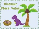 Dinosaur Place Value