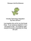 Dinosaur Report Project