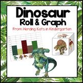 Dinosaur Roll & Graph Activity