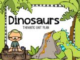 Dinosaur Unit Plan