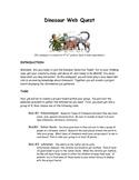 Dinosaur Webquest (2-3 days)